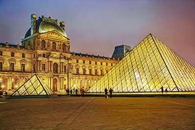 visite du louvre Paris