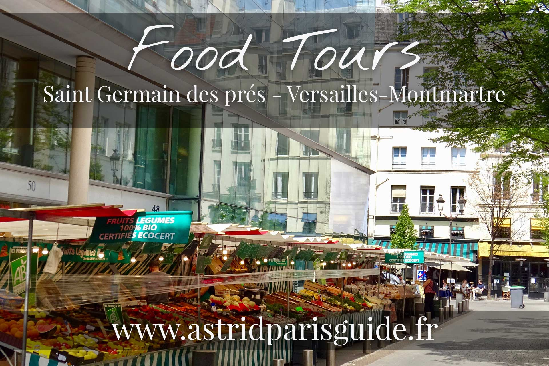 formule food tour visite paris guide