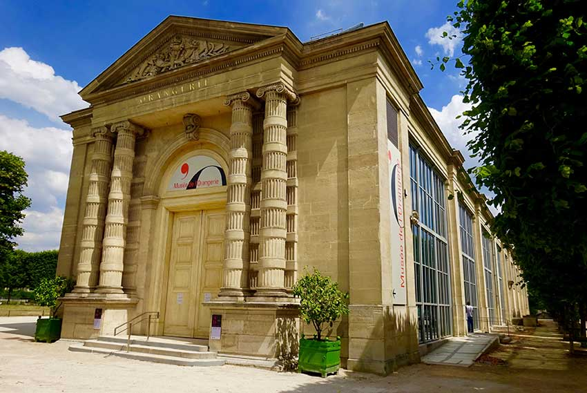 orangerie musee